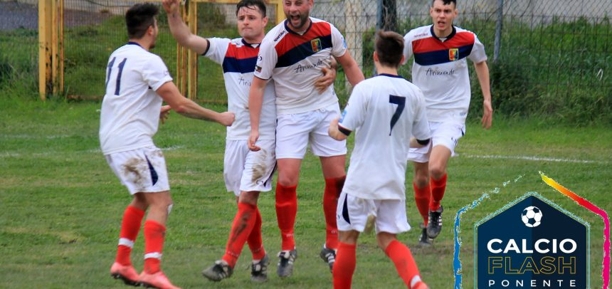 Finale play-off Prima Categoria, la Dianese&Golfo supera la Sanstevese 3-1