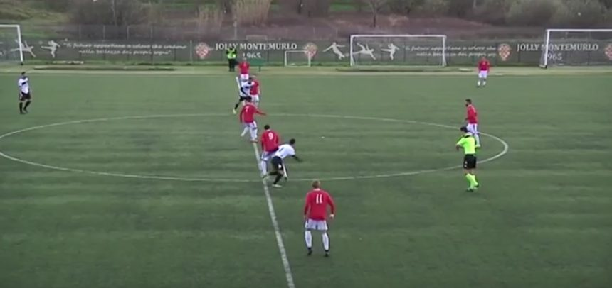 [Serie D] Jolly Montemurlo 1 Argentina 3 sintesi video by Nico Cosentino