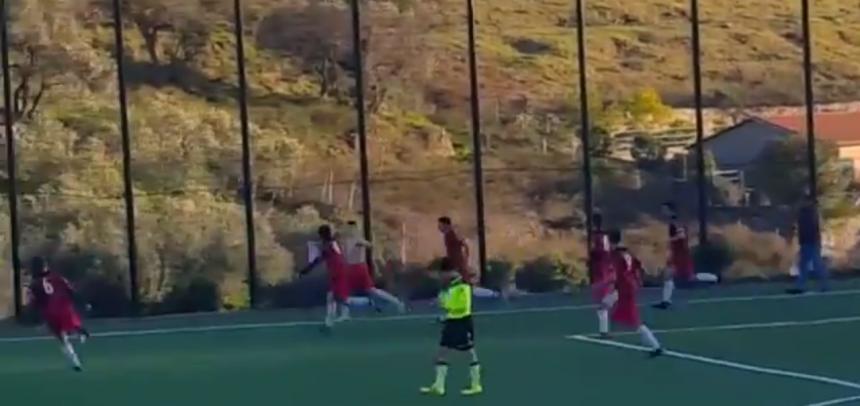 [Video] Argentina, Giovanissimi Regionali, il gol di Francesco Pellicanò contro il Genova Calcio
