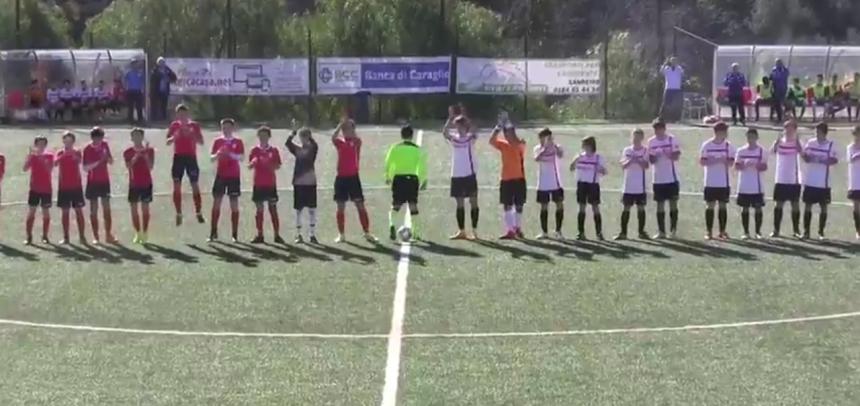 Giovanissimi Regionali, gli Highlights di Argentina-Savona 4-2