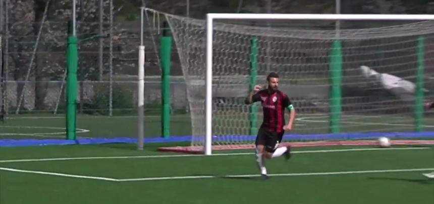 Gli Highlights di Sporting Recco-Argentina 3-2 by Nico Cosentino