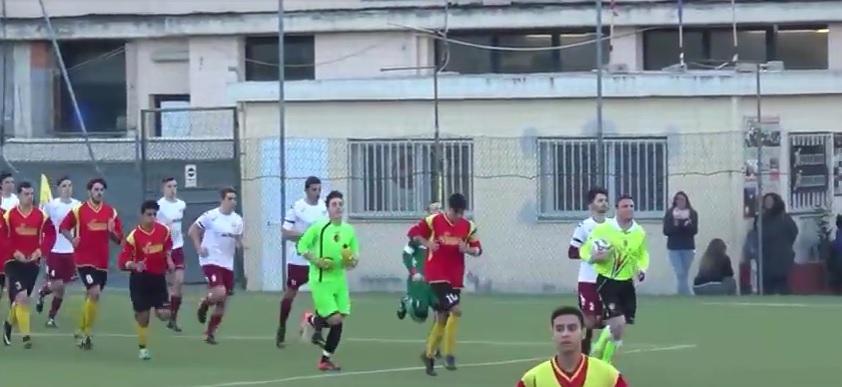 [Juniores 2° livello] Ventimiglia – Taggia sintesi video by Franco Rebaudo