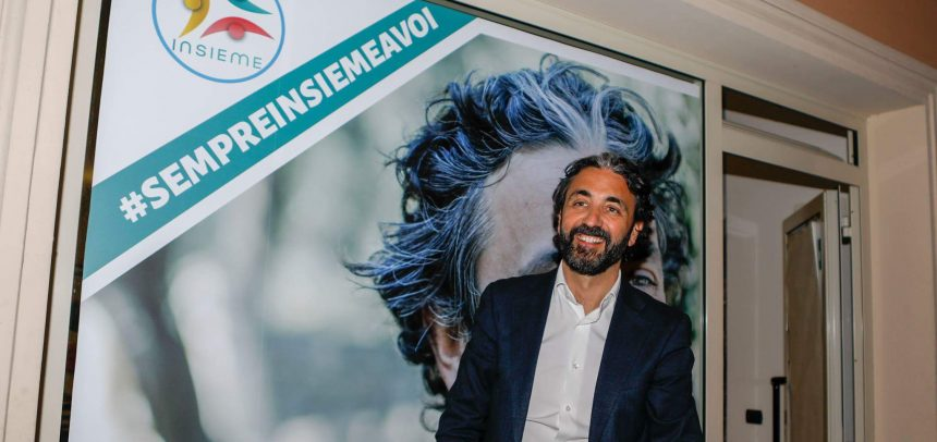 """Intervista a Mario Conio, candidato sindaco di Taggia:""""Lo sport al centro del nostro progetto"""""""