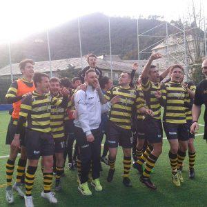 ALASSIO FC CAMPIONE!!! TERZO CAMPIONATO DI FILA PER LA SQUADRA DI AMEDEO DI LATTE!!!