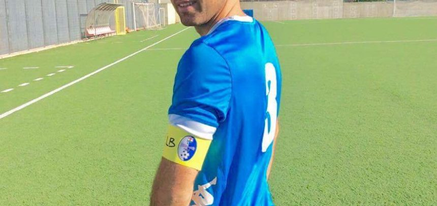 """Calciomercato, dopo sei stagioni Luca Baracco dice addio al Pietra Ligure:""""Fiero di essere stato il vostro capitano"""""""