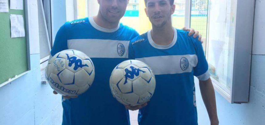 """Pietra Ligure, Baracco-Zunino come Icardi-Banega, pallone a casa per entrambi:""""Manca poco al traguardo, daremo tutto"""""""