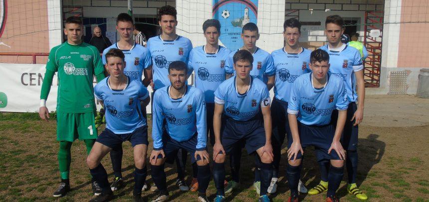 Il Calcio Chieri vince il campionato Juniores Nazionali Girone A con tre giornate d'anticipo