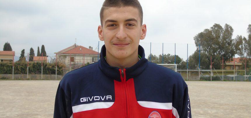 """Loanesi, Ernand Sfinjari uno dei migliori giovani del ponente:""""Sono molto contento della mia stagione"""""""