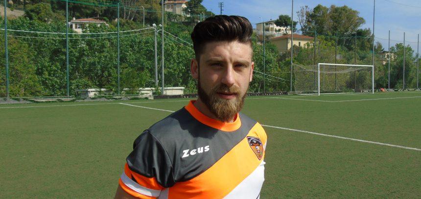 [Video] Il rigore di Alessandro Ginatta in Ospedaletti-Alassio FC 2-2