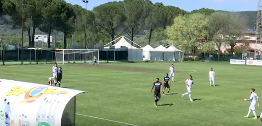 [Serie D] Gavorrano 0 Sanremese 0 sintesi video
