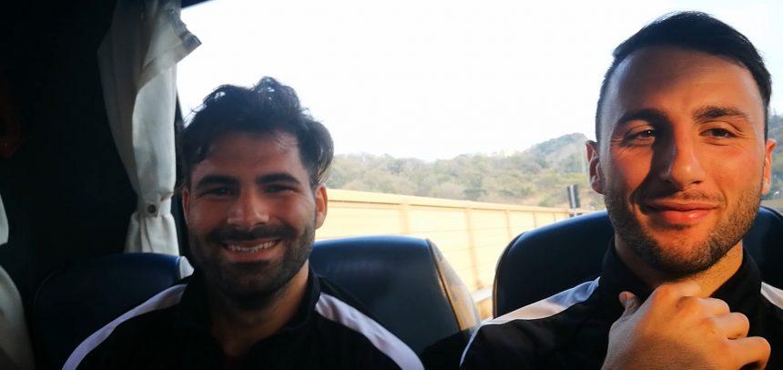 ASD Imperia, triplice intervista a Giuseppe Giglio, Arturo Ymeri e Lenny Castagna