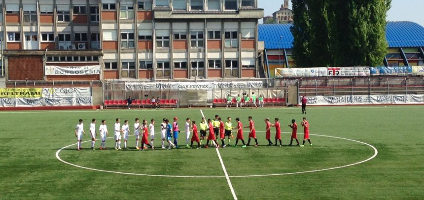 Juniores Nazionali, Argentina sconfitta 2-1 sul campo del Borgosesia