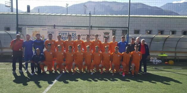 Torneo delle Regioni, la Juniores pareggia 3-3 con Bolzano, in rete l'imperiese Malafronte