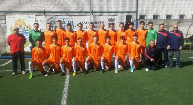 Torneo delle Regioni, gli Allievi della Liguria battuti da Trento 4-3