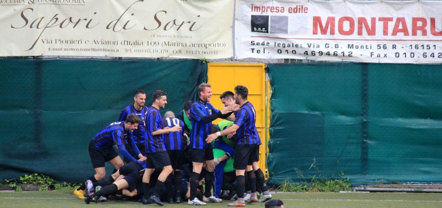 Genova Calcio – Imperia, le fotografie della partita
