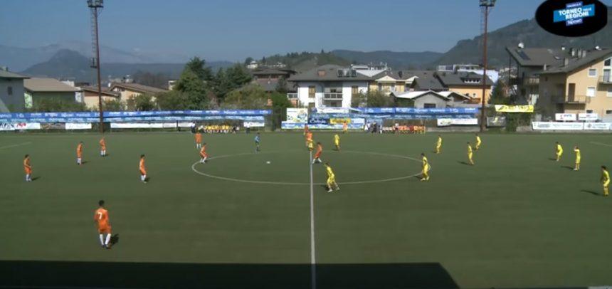 Torneo delle Regioni cat. Allievi, Liguria 3 Trento 4 sintesi video by LegaNazionaliDilettanti