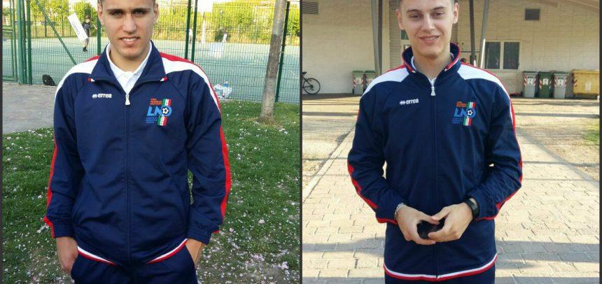 Torneo delle Regioni, Trento 5 Liguria 3 doppietta di Davide Malafronte e 30 minuti di gioco per Matteo Calzia