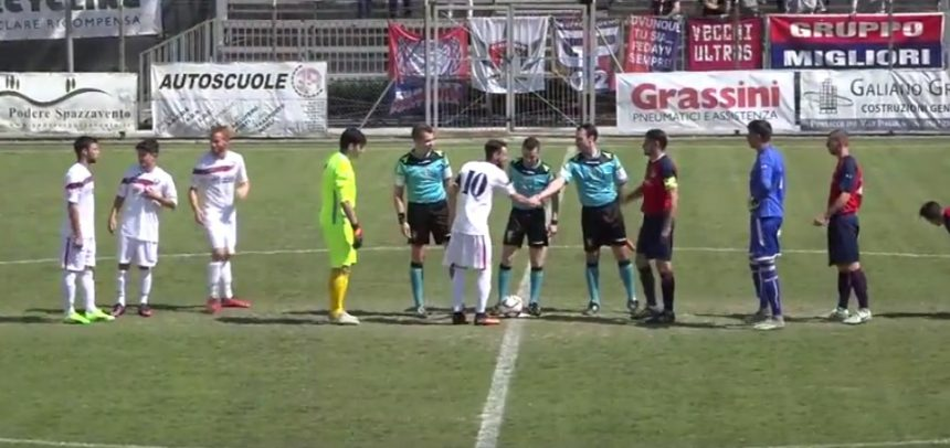 [Serie D] Ponsacco 0 Sestri Levante 3 sintesi video