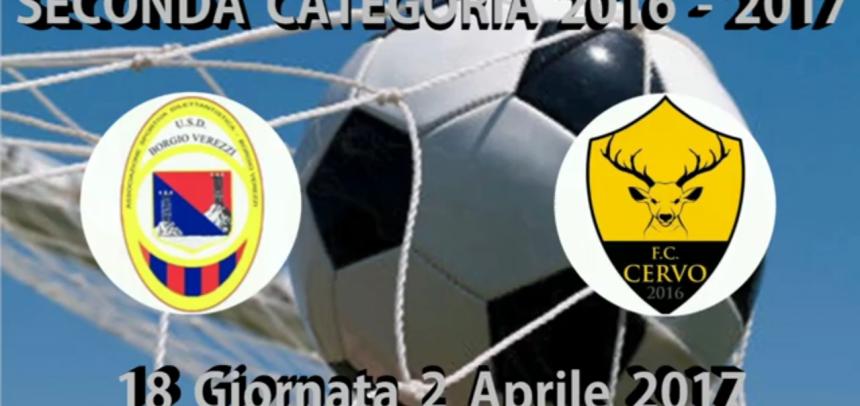 Gli Highlights di Borgio Verezzi-Cervo FC 0-1 by Massimo Vaccarezza