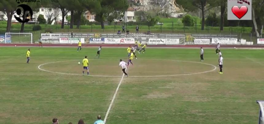 Gli Highlights di Ghivizzano-Massese 2-3 by Quotidiano Apuano