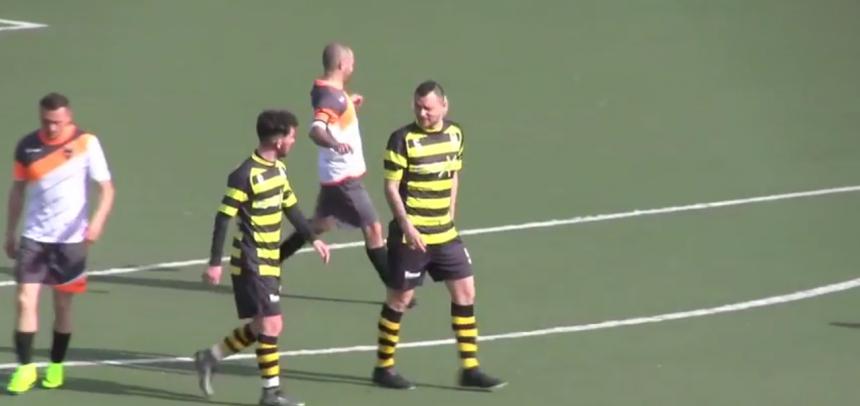 [Video] Il rigore di Davide Brignoli in Ospedaletti-Alassio FC 2-2