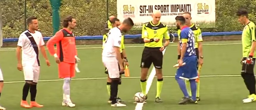 [Serie D] Sp.Recco 1 Gavorrano 3 sintesi video