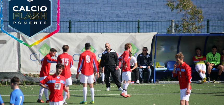 Sanremese Calcio, domani inizia la stagione degli Allievi guidati da mister Stragapede