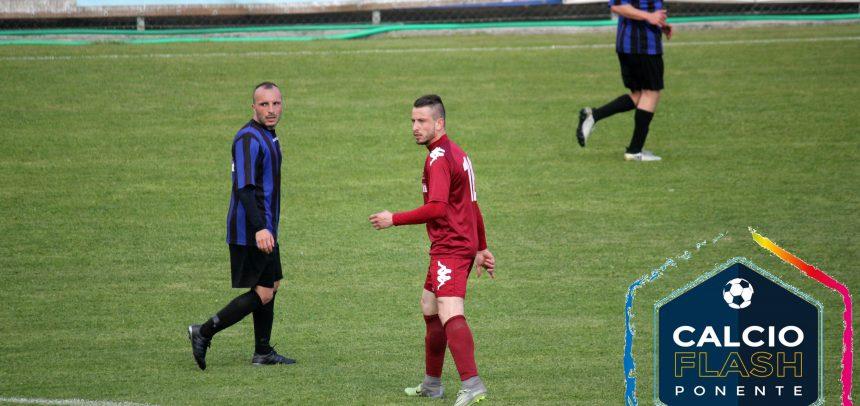 """Ventimiglia, il gol di Cristian Trotti non basta contro l'Imperia:""""Risultato bugiardo, penalizzati dalle decisioni arbitrali"""""""