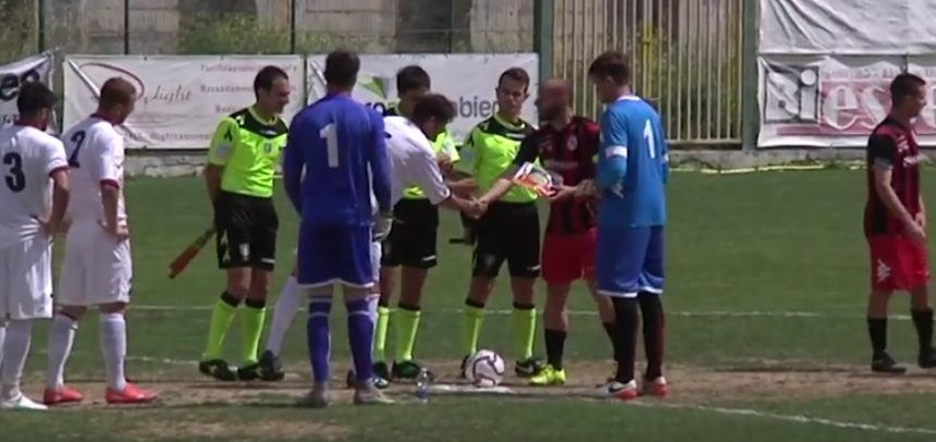 Serie D, Argentina 1 Sestri Levante 1 sintesi video by Nico Cosentino