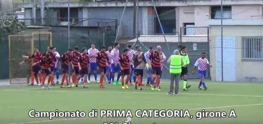 Prima Categoria, Bordighera Sant'Ampelio 3 Don Bosco Valle Int. 1 sintesi video by Franco Rebaudo