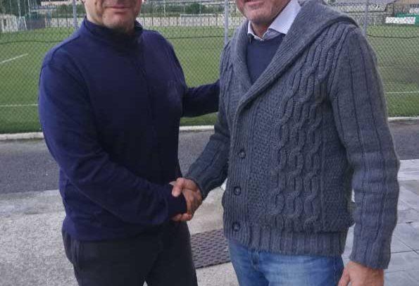 Ventimiglia, confermato Andrea Caverzan alla guida di prima squadra e Juniores