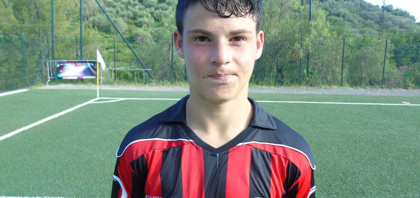 Giovanissimi Regionali, Francesco Pellicanò è il Man of the Match di Argentina-Athletic Club Liberi 5-2