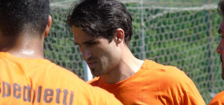"""Fabrizio Cadenazzi Man of the Match di Ospedaletti-Cadimare 1-0:""""Una gioia così non ha prezzo"""""""