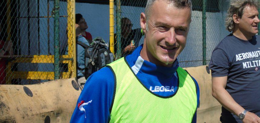CLAMOROSO – Marco Prunecchi dà l'addio al calcio giocato