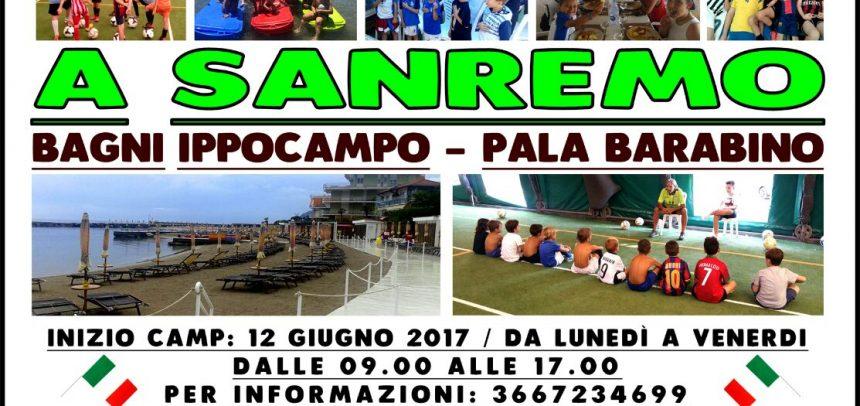 Dal 12 giugno inizia il Camp Estivo di Enrico Vella per bambini dai 6 ai 10 anni