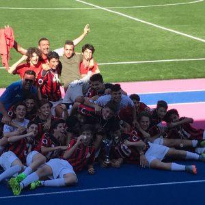 Giovanissimi, Argentina Campione Regionale!!!