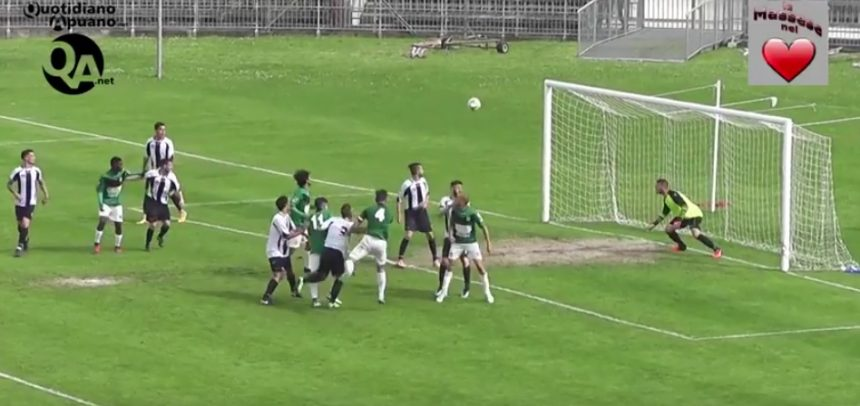 Serie D, Massese 1 Savona 0 sintesi video by Quotidiano Apuano