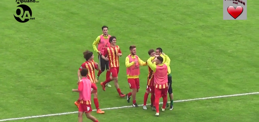 Play-off Serie D, gli Highlights di Massese-Finale 2-1 by Quotidiano Apuano