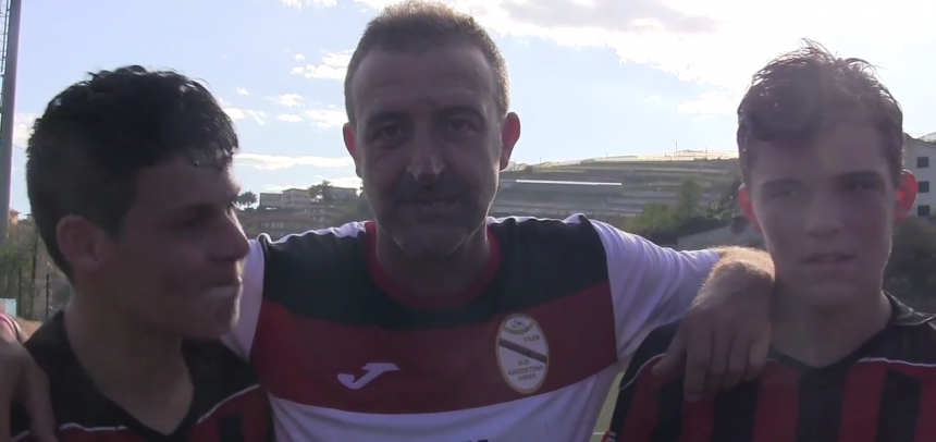 [Video] Triplice intervista a Alessandro Lupo, bomber Pellicanò e capitan Carletti