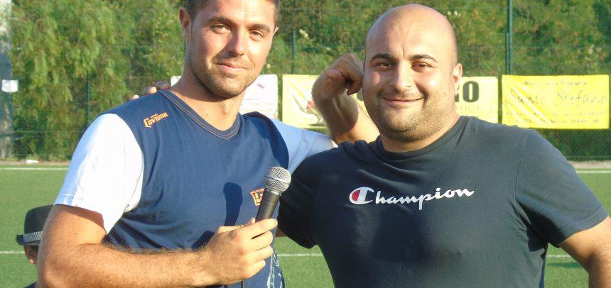 """Lorenzo Dellaferrera """"Tamagotchi"""" premiato come miglior allenatore del torneo delle 24 ore di Santo Stefano"""
