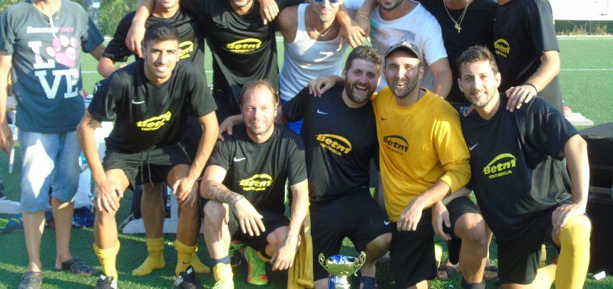 La Betn1 di Ventimiglia vince il torneo delle 24 ore di Santo Stefano, battuto il Tama Team ai rigori