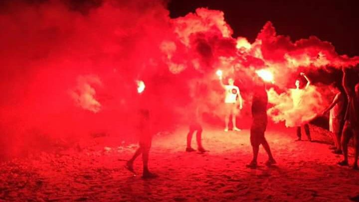 """Il Milan Club Taggia Arma festeggia un anno di attività, il presidente Ivan Di Giorno:""""Serata molto bella, dal 5 luglio via con la nuova stagione"""""""