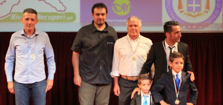 Il San Bartolomeo Calcio premiato per la vittoria del campionato di Seconda Categoria A