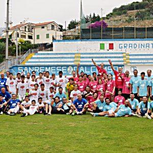 """Tutti in campo contro la Sindrome di Dravet, il Team Ultras Sanre vince il torneo benefico del """"Comunale"""""""