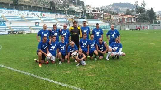 Gli Ultras della Sanremese vincono il 1° Torneo di beneficenza a favore della Onlus Famiglie Dravet