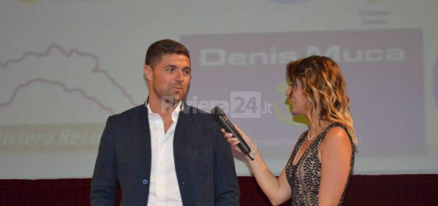 Luca Baracco premiato come Miglior Centrocampista del Ponente 2016-17