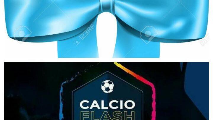 Fiocco azzurro in casa Calcio Flash Ponente: è nato Alessandro Berteina!