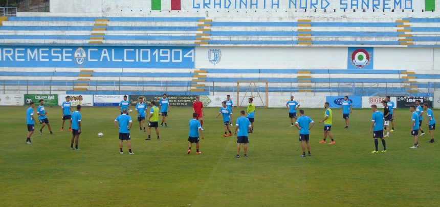 Sanremese Calcio, è ufficialmente iniziata la stagione 2017-18!