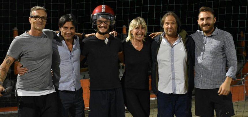 Cesare Gagliardi capocannoniere al 1° Torneo Beach Soccer di Sanremo: 30 i gol realizzati