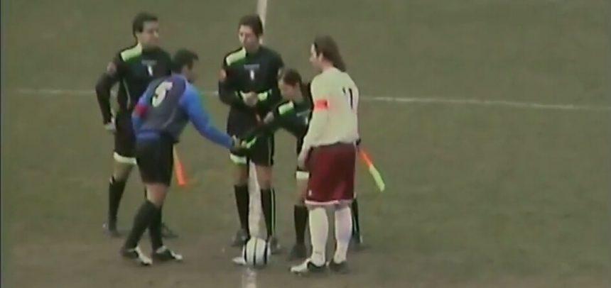 Amarcord 2006: il Ventimiglia piega l'Imperia 2-1 con le reti di Beatrici e Pennone